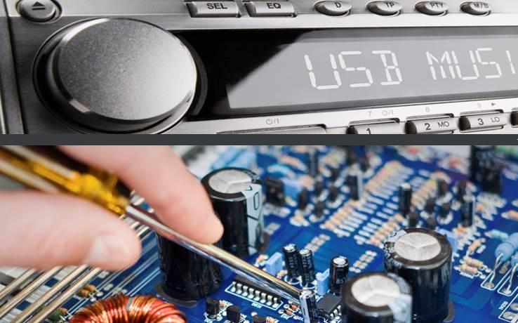 Reparacion Audio Video Videocamaras HiFi Getafe Electronica Baugar