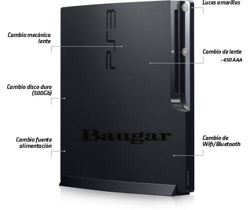 Reparacion PS3 Getafe - Baugar Electronica 2