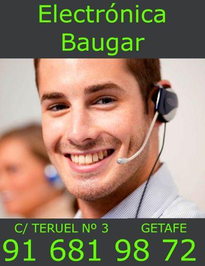 Servicio Técnico en getafe Baugar